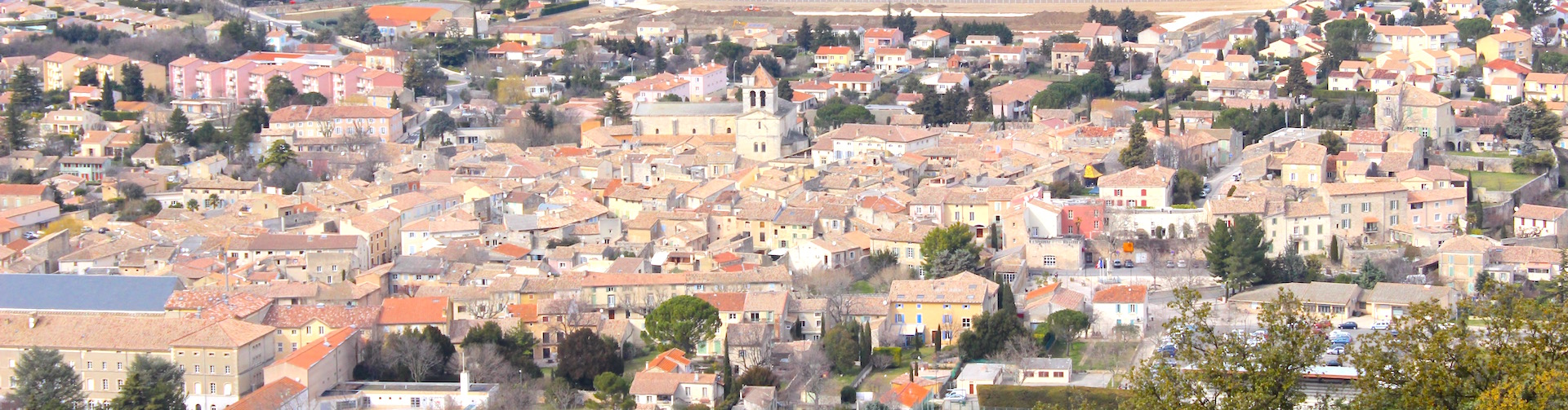 Village de Saint Paul 3 Châteaux