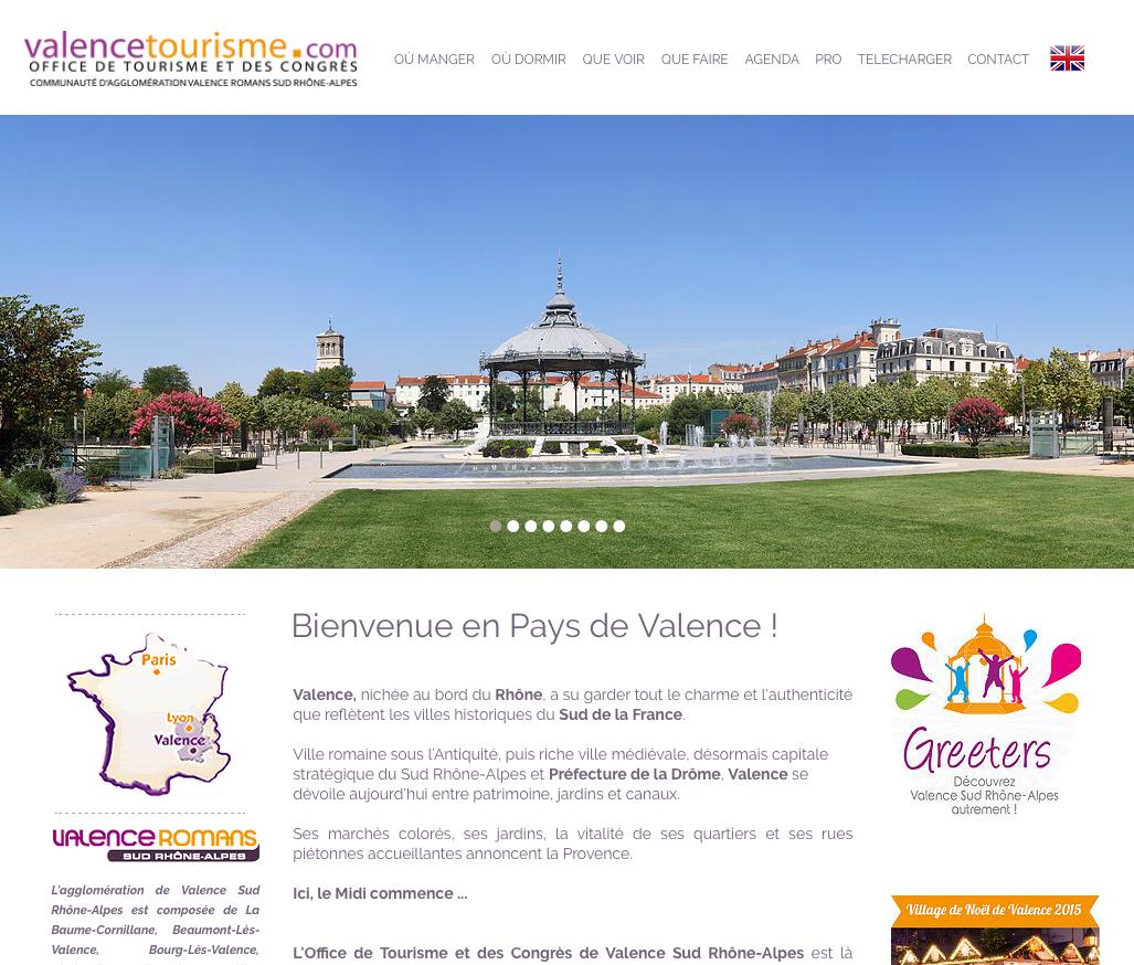 Office du Tourisme Valence