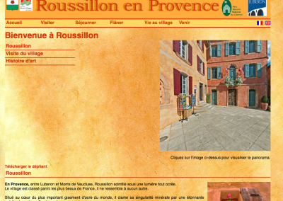 Office du Tourisme Rousillon