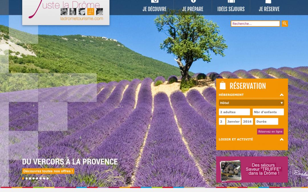 Office du Tourisme de la Drôme